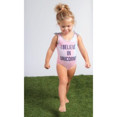 I Believe in Unicorns One-Piece Swimsuit