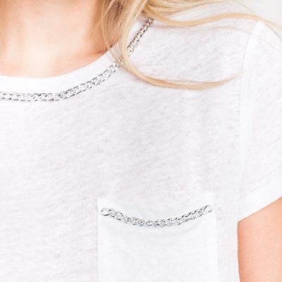 Billie Chain Tee