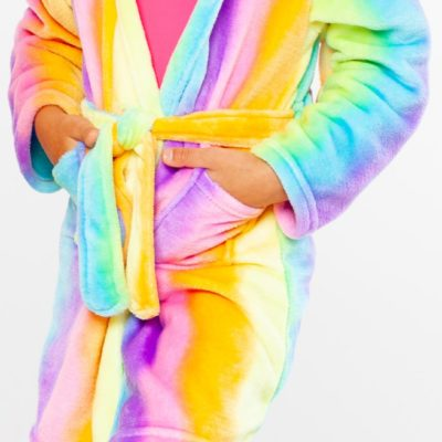 Unicorn Bathrobe
