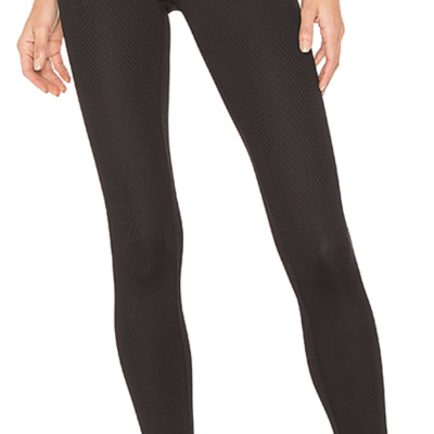 Duke High-Rise Rib Legging