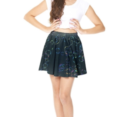 Bubbles Skater Skirt