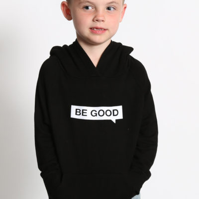 Mini Eli Be Good Long Sleeve