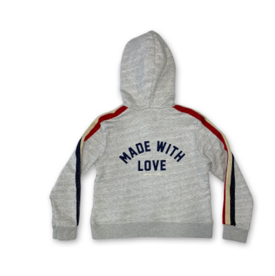 With Love Pullover Hoodie