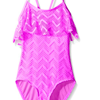 Summer Crochet One Piece