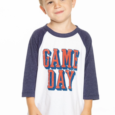 Game Day Baseball Tee