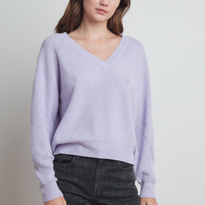 Tonya V-Neck Sweater