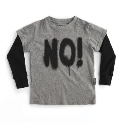 Sprayed No! T-Shirt