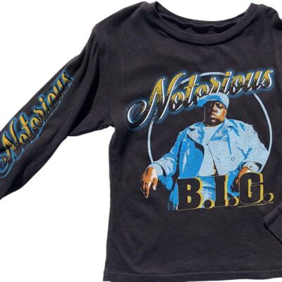 Notorious BIG Long Sleeve