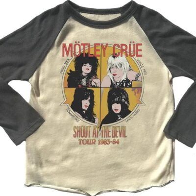 Motley Crue Long Sleeve