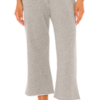 Women's The Wide Leg Cropped Sweatpant