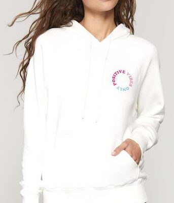 Positive Vibes Classic Hoodie