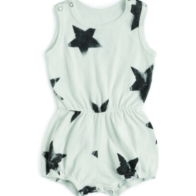 Star Yoga Romper