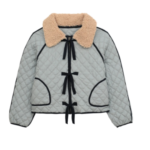 The Short Quilted Reversible Jacket