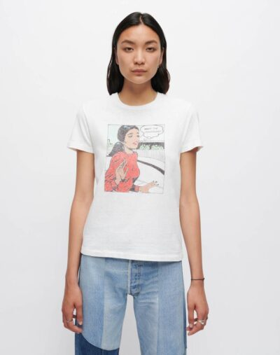 """70s Loose """"The Champagne"""" Tee"""