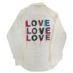 Love on Repeat Flannel Shirt