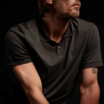 Men's Elevated Lotus Jersey Polo