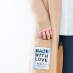 Made With Love Cashmere Cardigan